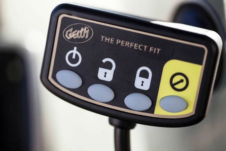 New Geith Quick Coupler Control System Provides Greater Attachment Versatility