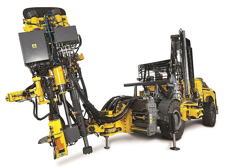 Atlas Copco - Easer L Raise Boring Machines