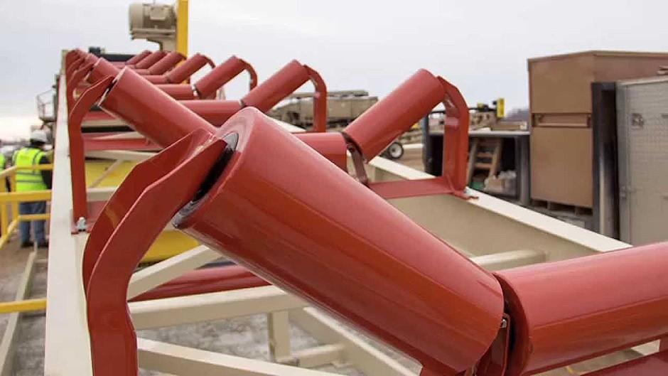 Superior Industries Inc. - Zipline™ Conveyor Conveyors