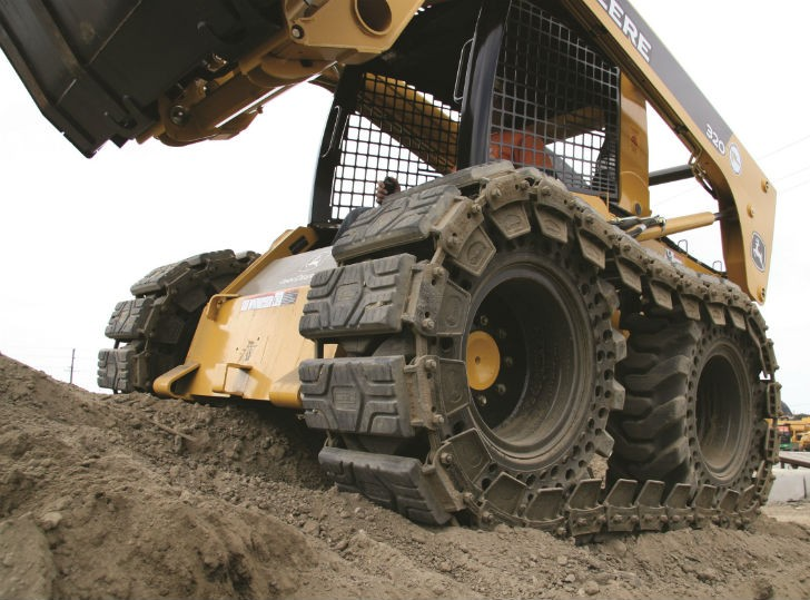 Adding Tracks to a Skid-Steer Loader - Heavy Equipment Guide