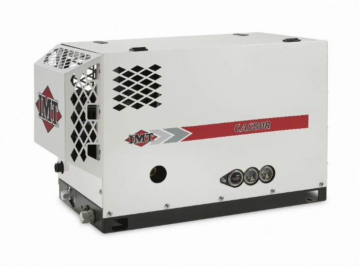 IMT Introduces Powerful New Air Compressor