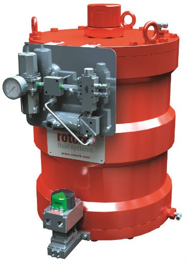 Compact Pneumatic and Hydraulic Valve Actuators - Oil & Gas
