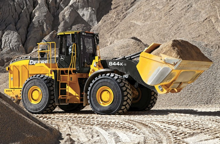 Wheel Loaders Add Punch to Jobsite Productivity