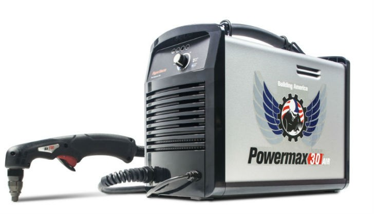 New Powermax30 AIR delivers portability with the added convenience of an internal air compressor for on the go cutting