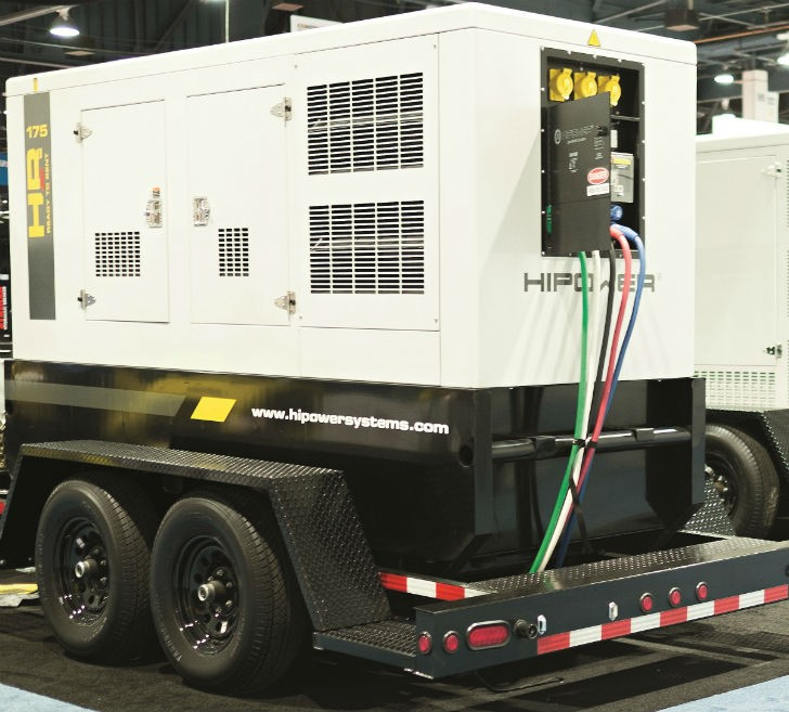 Portable generators advance in functionality and applications