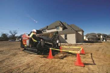 Ditch Witch JT9 Directional Drill
