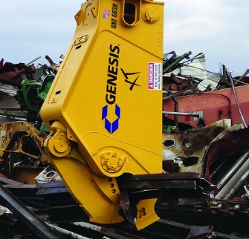 Genesis Attachments XT Mobile Shear  Now Available in 18 Models