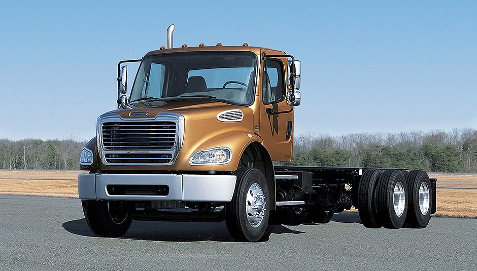 Freightliner Trucks - M2 112 Vocational Trucks