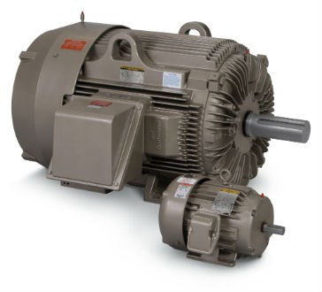 Baldor Electric Company Introduces a New Line of High Performance Crusher Duty Motors