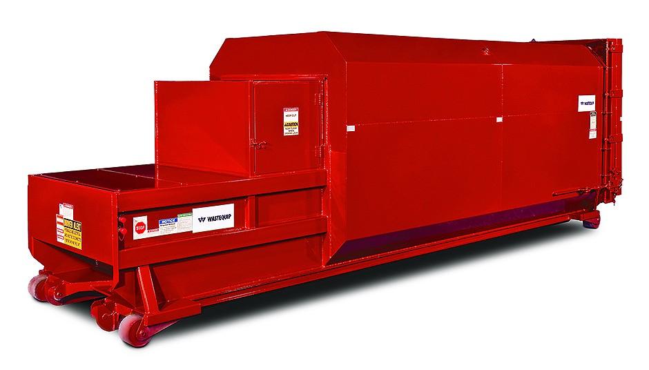 Wastequip - 265IP Compactors