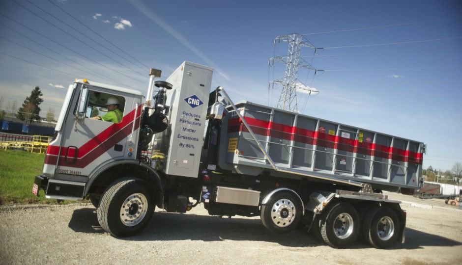 McNeilus Truck & Manufacturing, Inc. announced that Pride Disposal of Portland, Oregon, has selected NGEN CNG Systems and Services by McNeilus for its newest fleet of roll-off trucks.