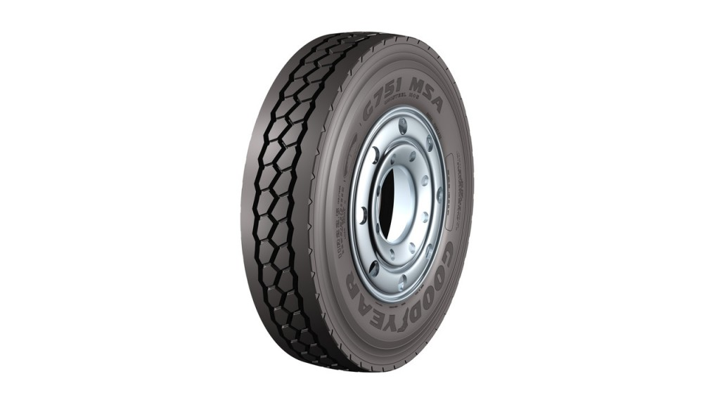 The Goodyear Tire & Rubber Company - G751 MSA Tires