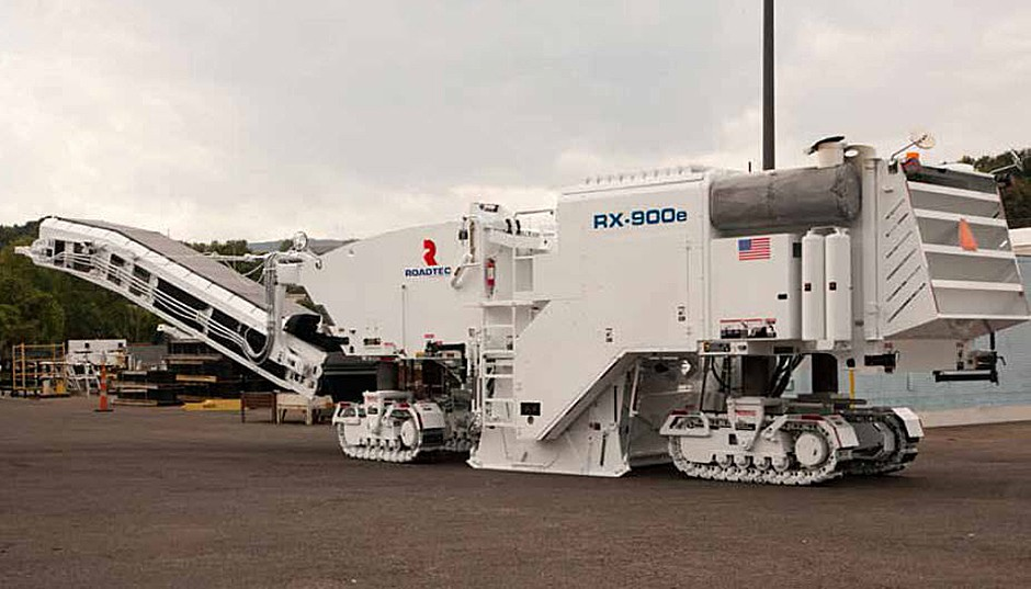 Roadtec - RX-900e/ex Cold Planners / Milling Machines