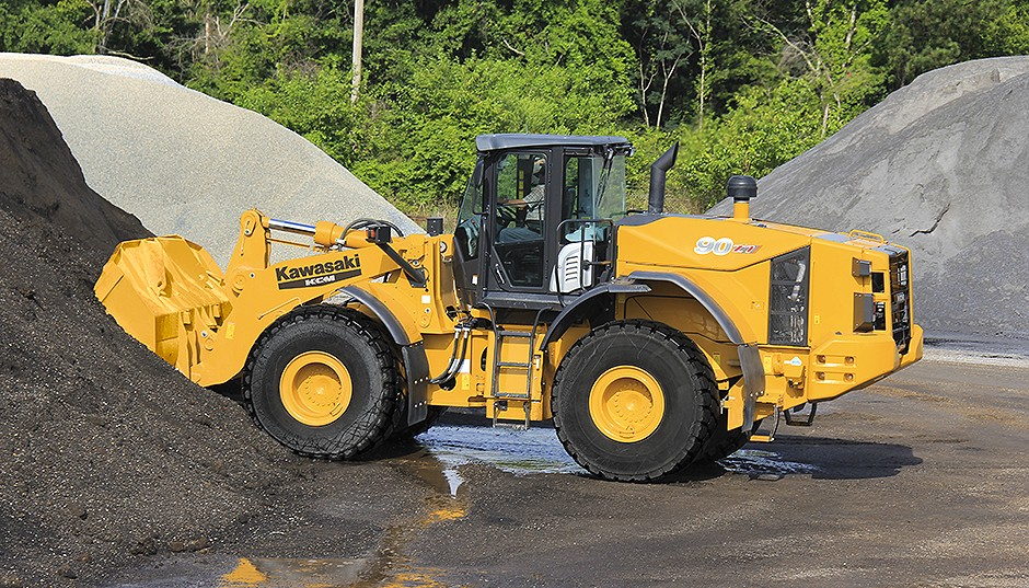 KCMA Corporation (Kawasaki Wheel Loaders) - 90Z7 Wheel Loaders