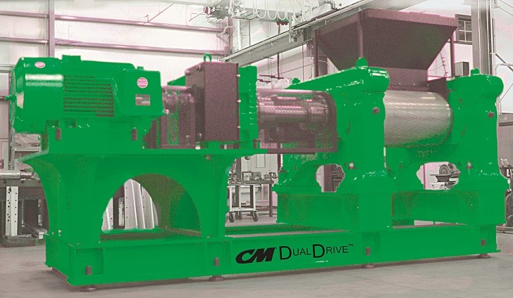 CM to supply Alberta's largest tire recycling company with new crackermill