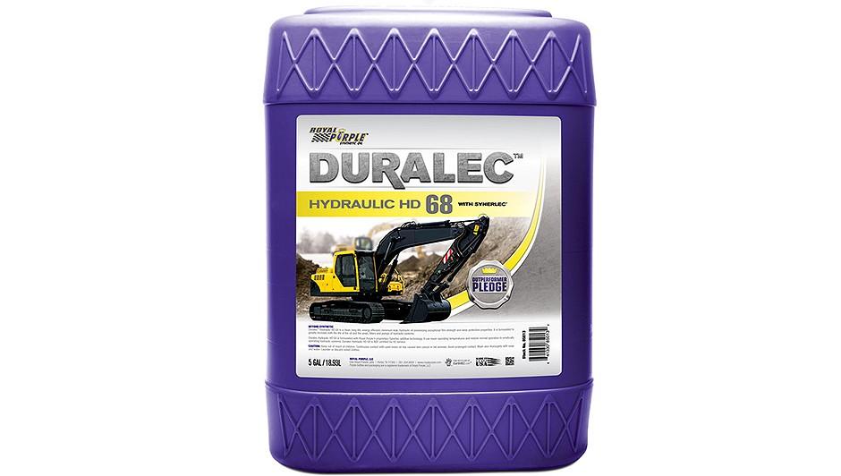 Royal Purple - DURALEC™ HYDRAULIC HD Lubricants