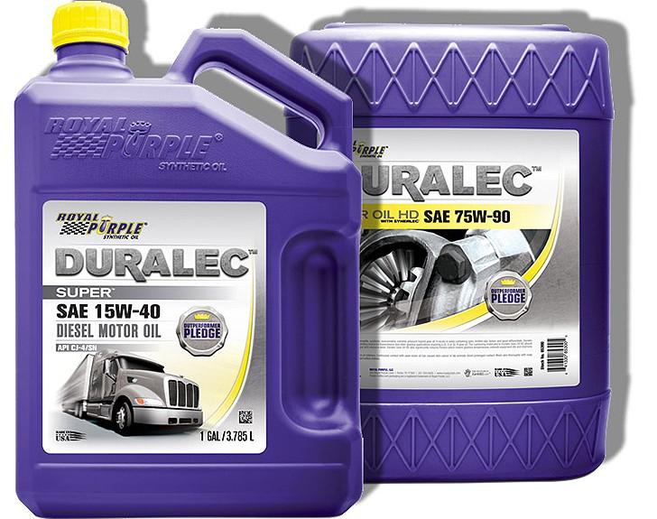 Royal Purple - DURALEC™ SUPER™ Lubricants