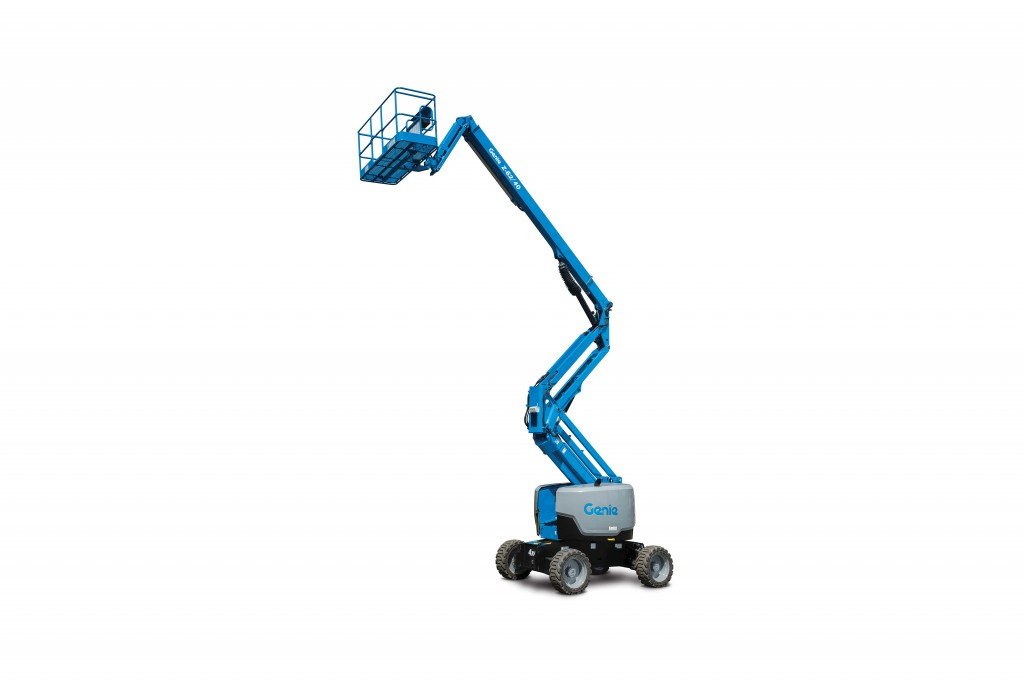 Genie - A Terex Brand - Z™-62/40 Articulated Boom Lifts