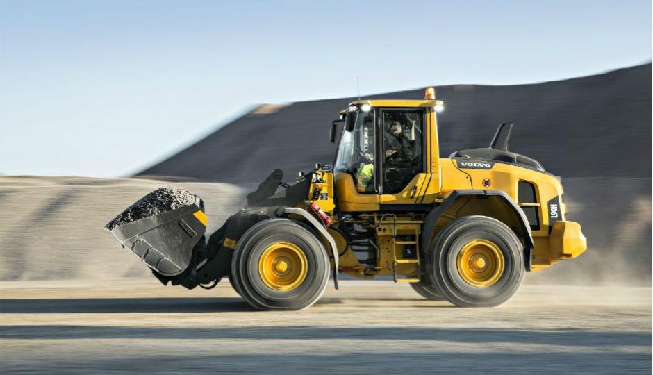 L90H wheel loader