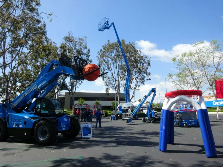 """Genie """"Ride and Drive"""" Dealer Events Draw Crowds with Hands"""