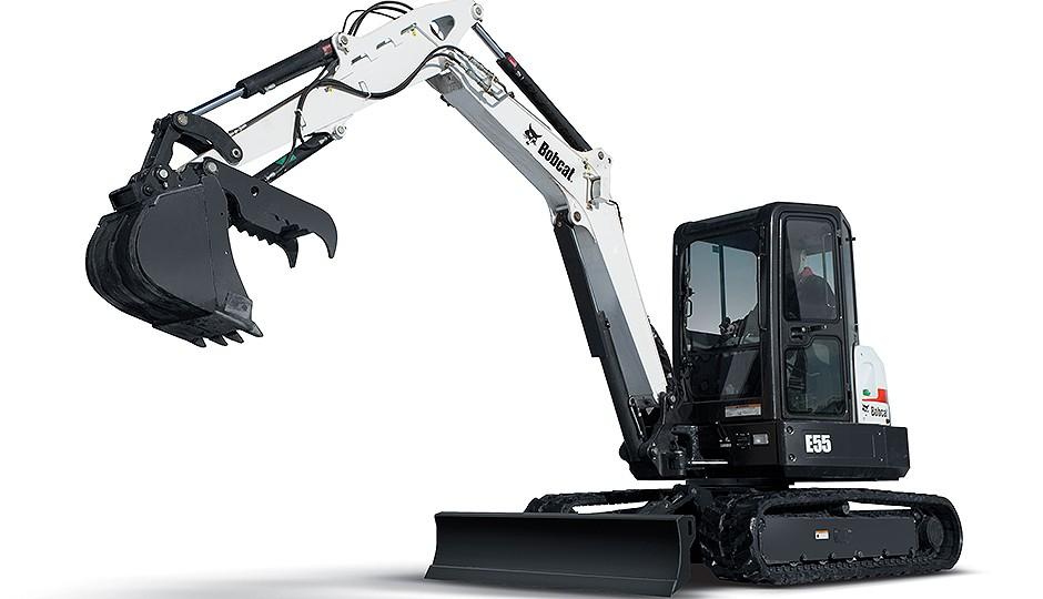 Bobcat Company - E55 Excavators
