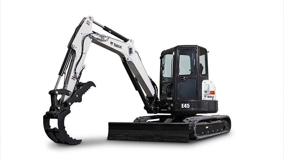 Bobcat Company - E45 Excavators