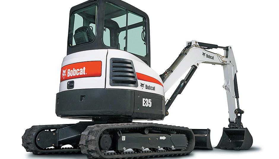 Bobcat Company - E35 Excavators