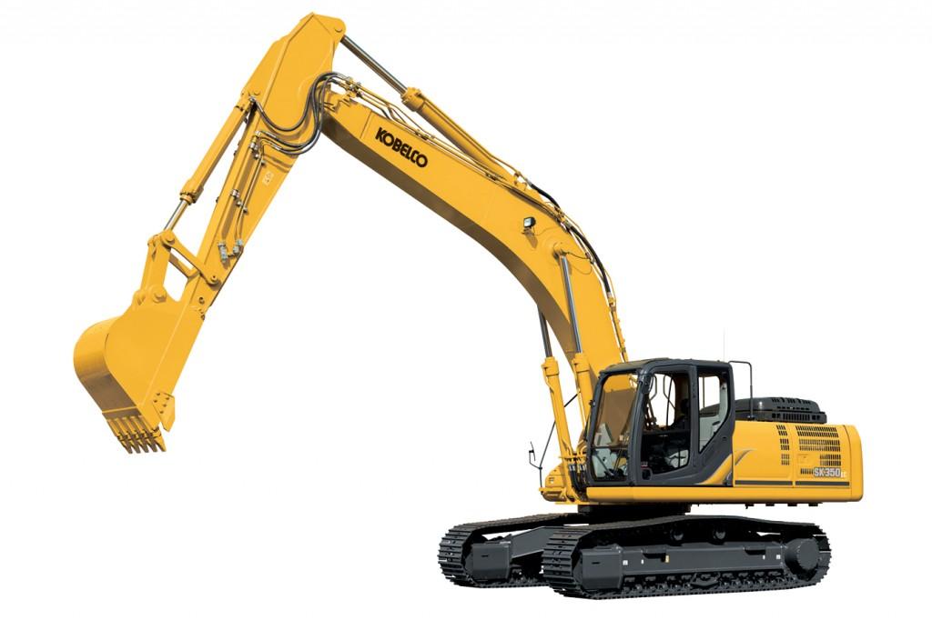 Kobelco Construction Machinery U.S.A Inc. - SK350LC Excavators
