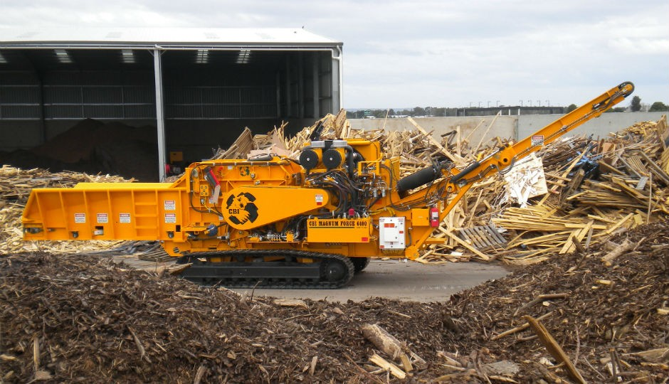 Terex Expands Environmental Equipment Business