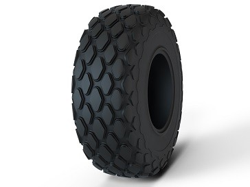 Camoplast Solideal Launches New Solideal CMP 533 Soil Compactor Tire at Intermat