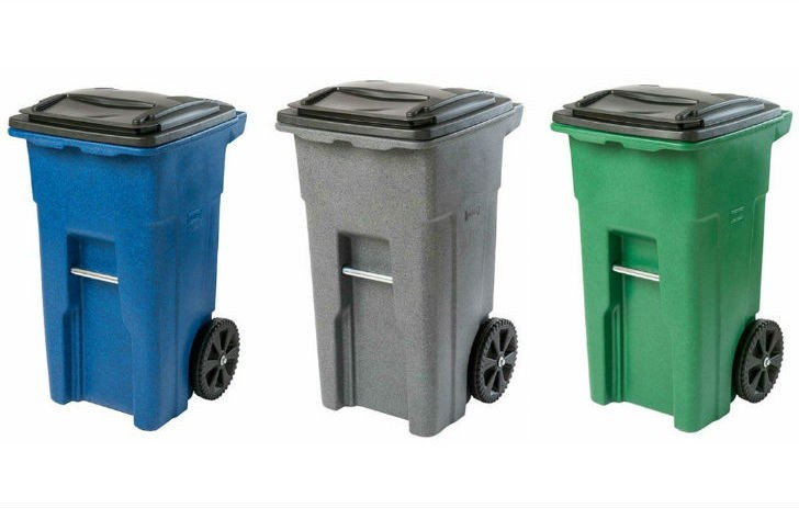 Toter Expands Waste, Recycling, and Organics Carts Line