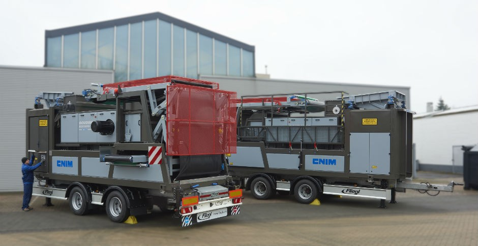 Strong Eddy Current Separator Increases Yields