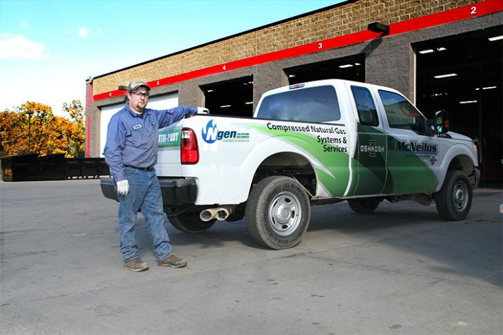 NGEN CNG Systems and Services by McNeilus has introduced a comprehensive inspection services program designed to enhance the safety and integrity of CNG-powered vehicle fleets.