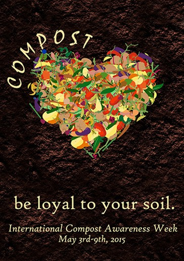 May 3rd to 9th is International Compost Awareness Week