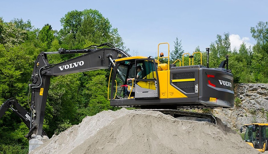 Volvo Construction Equipment - EC250E Excavators