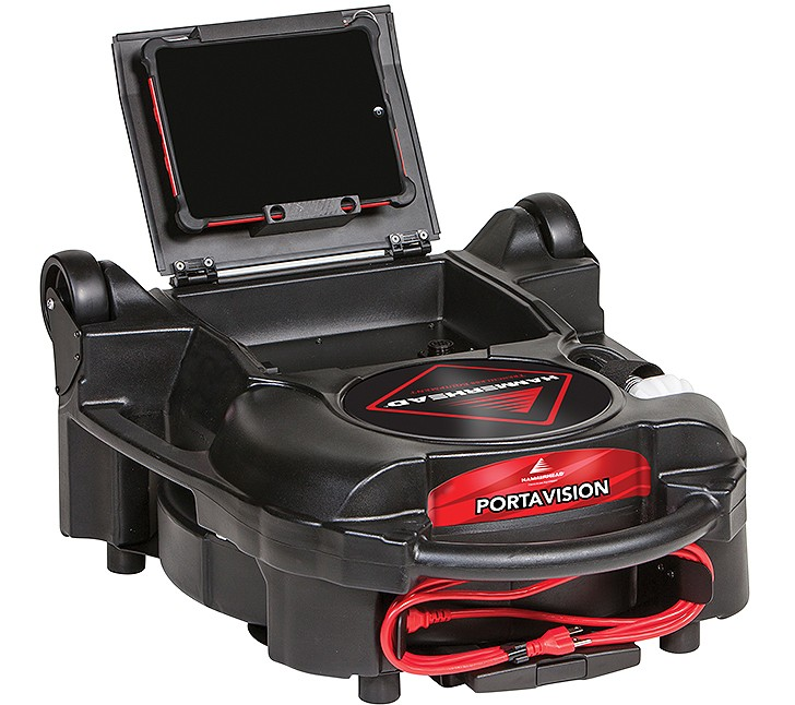 Hammerhead Trenchless Equipment - PORTAVISION® CAMERA Pipe Inspection Cameras