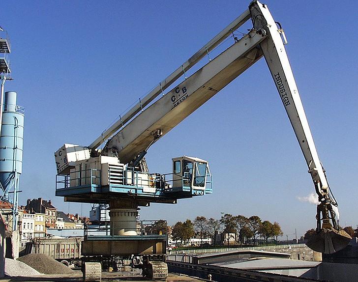 E-Crane International USA - 700 Series Material Handlers