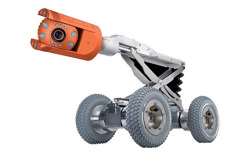 Rapidview Ibak - PEGASUS® Inspection Crawlers