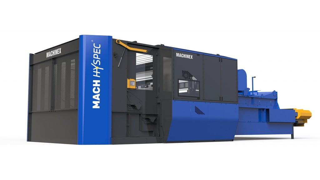 machinex mach hyspec