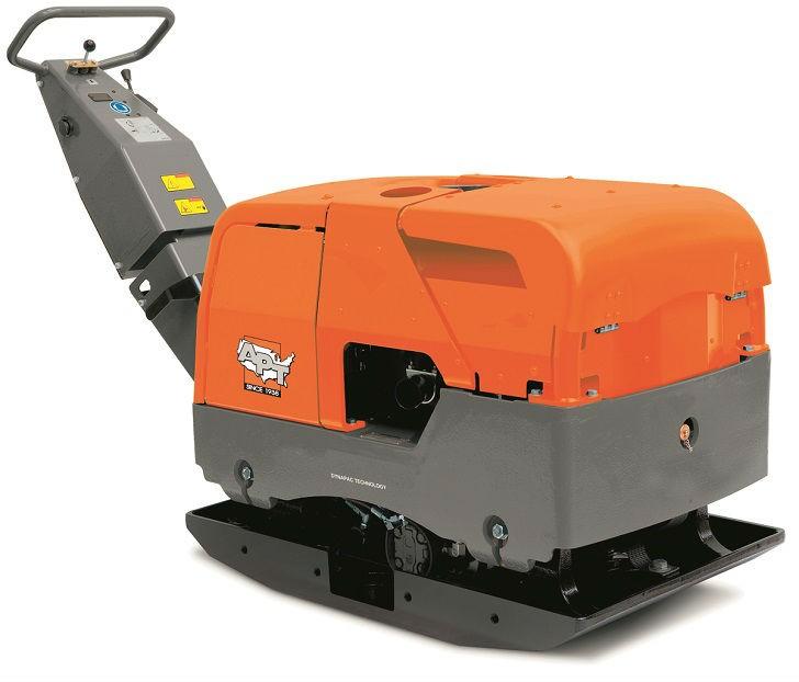 APT offers full range of light compaction equipment