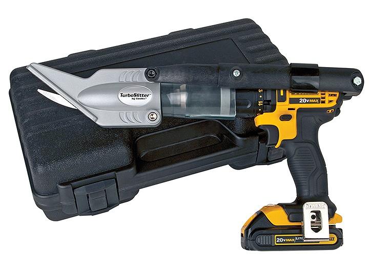 Condux International, Inc. - TurboSlitter™ Tools