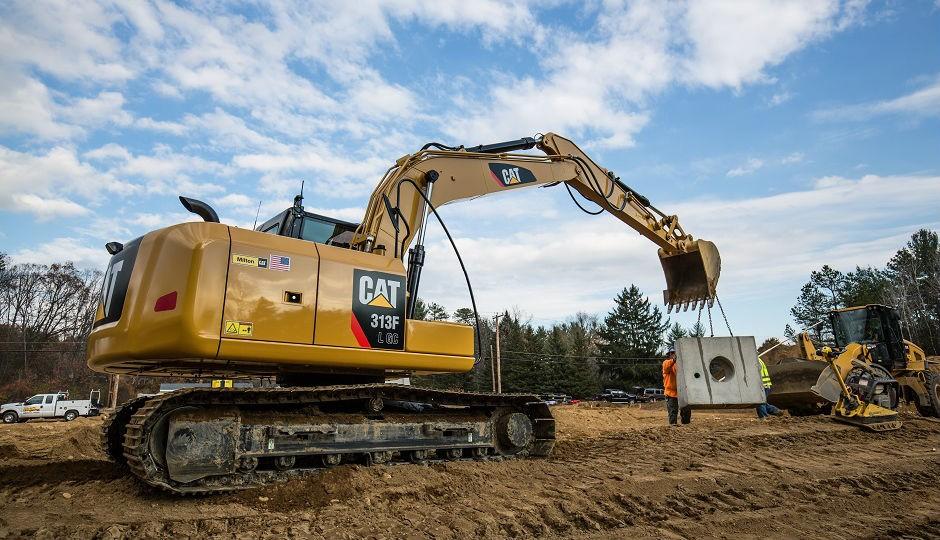 New Cat 313F L GC Excavator Maximizing Performance at a Low Cost Per Hour