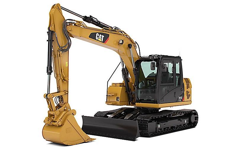 Caterpillar Inc. - 311F RR Excavators