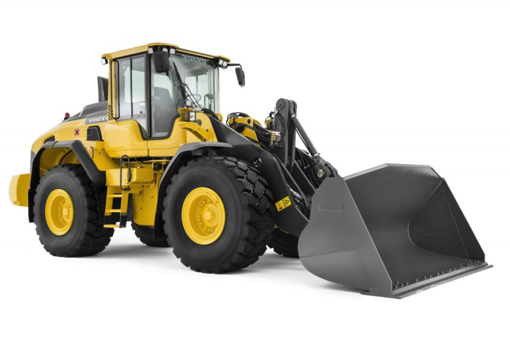Volvo Construction Equipment - L110H Wheel Loaders