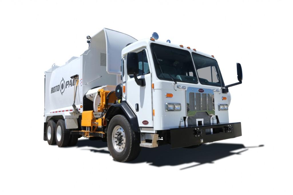 New Way Trucks - ROTO PAC® Refuse Trucks