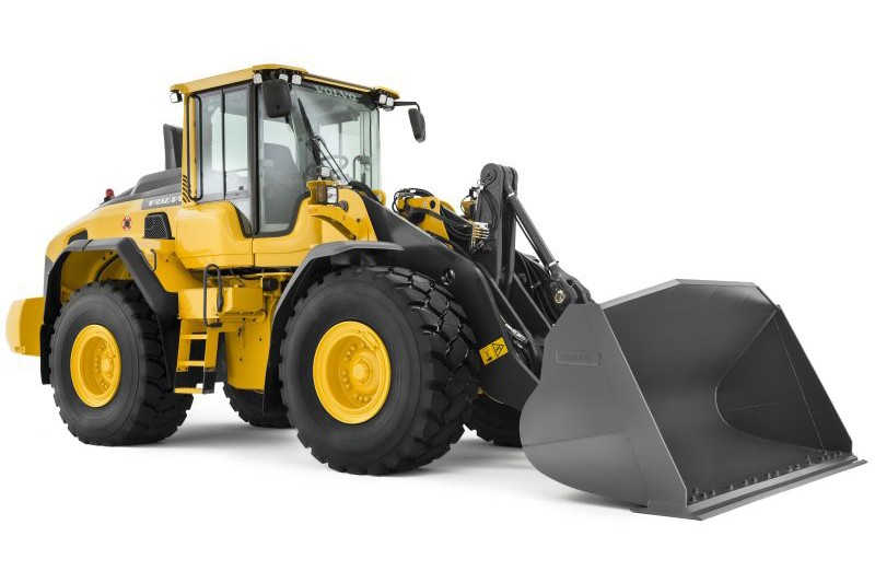 Volvo Construction Equipment - L120H Wheel Loaders