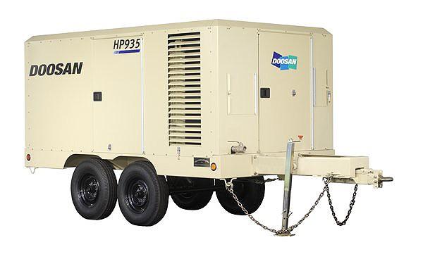 Doosan Portable Power - HP935 Compressors