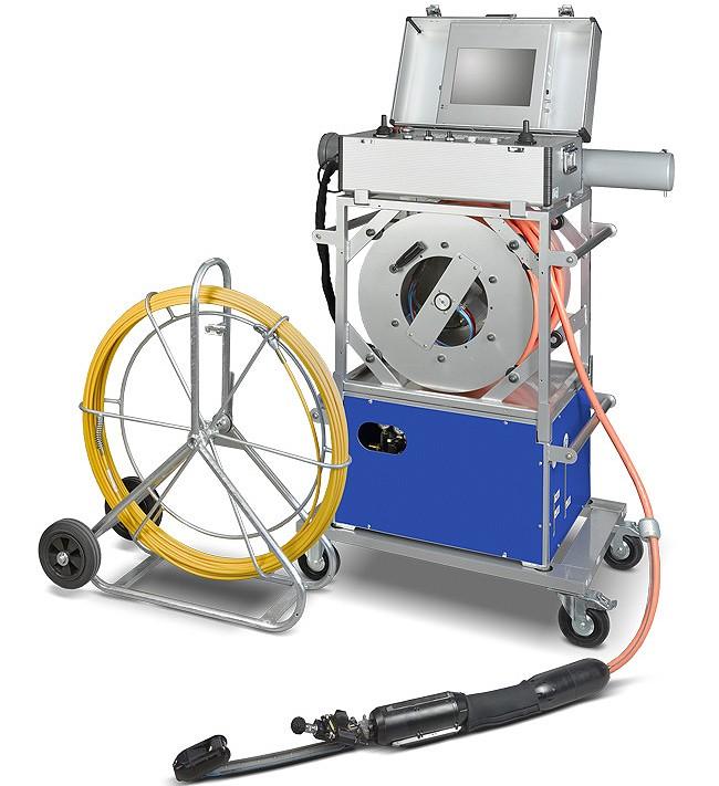 Rapidview Ibak - FlexiGATOR® Horizontal Directional Drills