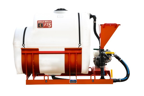 Ditch Witch - FT5 Jetting and Lubrication Pumps