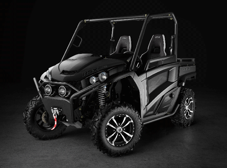 John Deere Construction & Forestry - RSX850i Midnight Black Special Edition (2014) Utility Vehicles